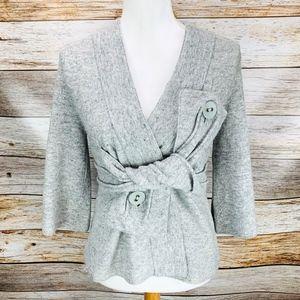 Anthropologie | Robin Origami Cardigan Sweater